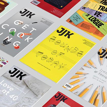 jjk magazine – square